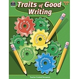 Teacher Created Resources® Traits of Good Writing Book, Grades 3rd - 4th (TCR3587)