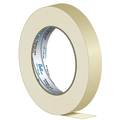 Quill Brand® Masking Tape; 2 Wide, 6 Rolls/Pack