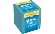 Kleenex® Cool Touch™ Moisturizing Facial Tissues; Assorted Package Design, 3-Ply