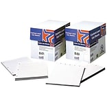 20-lb. Laser Bond Custom-Cut Sheet Paper by the Pallet, 5-1/2 Perforation from Top