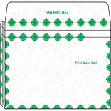 Quill Brand® Peel and Seal Tyvek First Class Booklet Style Catalog Envelope, White, 10 x 13x2, 10