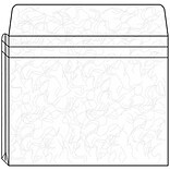 Quill Brand® Peel and Seal Tyvek Booklet Style Catalog Envelope, White, 10 x 13x2, 100/Box (72056