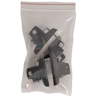 Mini-Grip™ Reclosable 2-Mil Poly Bags; 4Wx6L, 1000/Carton