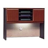 Bush Cubix® 48W Hansen Cherry Finish Hutch