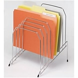Quill Brand® Chrome Wire Step File
