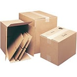 22(L) x 18(W) x 12(H) Shipping Boxes, 32 ECT, Brown, 5 /Bundle(13201)