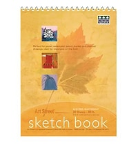 Sketch Pads & Books