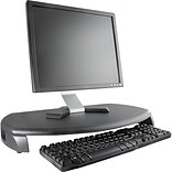 Monitor Stand with Keyboard Storage
