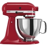 Kitchen Aid® Red Tilt Head Stand Mixer