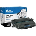 Quill Brand® Remanufactured HP 70A Black Standard Laser Toner Cartridge  (Q7570A) (Lifetime Warranty
