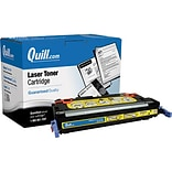 Quill Brand Remanufactured HP 314A Yellow Standard Laser Toner Cartridge  (Q7562A) (100% Satisfactio