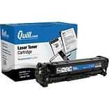 Quill Brand Remanufactured HP 304A Black Standard Laser Toner Cartridge  (2662B001AA) (100% Satisfac