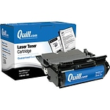 Quill Brand Remanufactured Laser Toner Cartridge for Lexmark™ T644 High Yield Black (100% Satisfacti