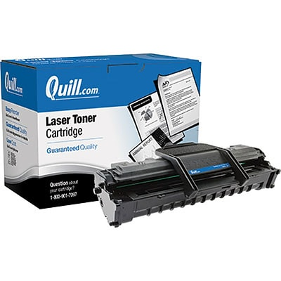 Quill Brand Remanufactured Samsung SCX-4521 Black Standard Laser Toner Cartridge  (SCX-4521D3/SEE)(100% Satisfaction Guaranteed)