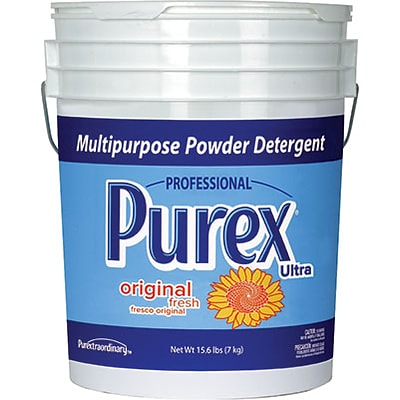 Purex® Ultra Powdered Laundry Detergent, 15.6-lb. Bucket