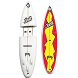 EP Memory® Surfboard Flash Drive, 16GB, Lost FlashBack