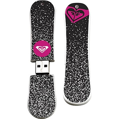 EP Memory® Snowboard Flash Drive; 16GB, Roxy 1