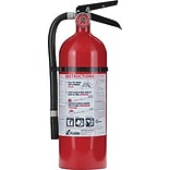 Kidde Monoammonium Phosphate Fire Extinguishers, 100 psi