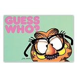 Garfield™ Standard 4x6 Postcards; Guess Who?