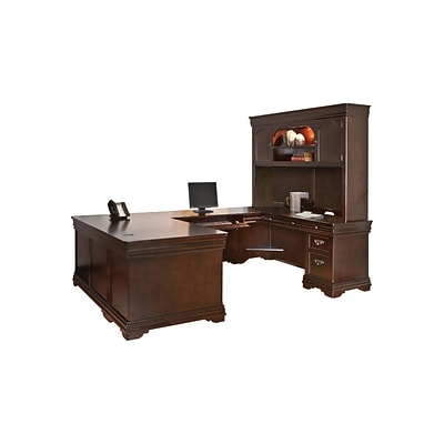 Martin Furniture Beaumont Collection; Right-Hand Facing Credenza