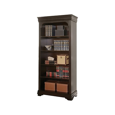 Martin Furniture Beaumont Collection; Open Bookcase