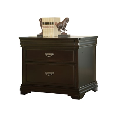 Martin Furniture Beaumont Collection; 2-Drawer Lateral File
