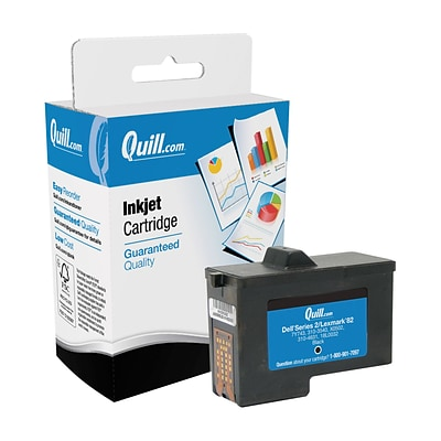 Quill Brand Remanufactured Ink Cartridge Comparable to Lexmark™ 18L0032 #82 Black (100% Satisfaction Guaranteed)