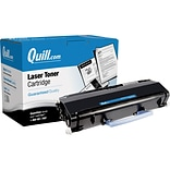 Quill Brand Remanufactured Laser Toner Cartridge Compatible with Dell™ 2330 High Yield Black (100% S