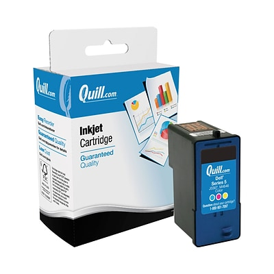 Quill Brand High Yield Ink Cartridge Comparable to Dell™ M4646 Color (100% Satisfaction Guaranteed)