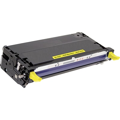 Quill Brand Hi-Yield Toner Cartridge Compatible with Xerox® 6180 Yellow (100% Satisfaction Guaranteed)