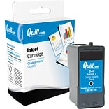 Quill Brand Remanufactured High Yield Inkjet Cartridge for Dell™ CH883 Black (100% Satisfaction Guar