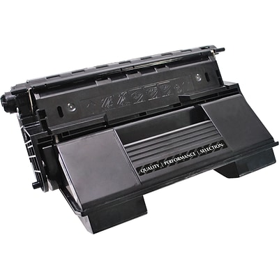 Quill Brand Remanufactured OKI® 52114501 Laser Black Toner Cartridge (100% Satisfaction Guaranteed)