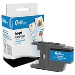 Quill Brand® Brother LC71/LC75 Remanufactured Black Inkjet Cartridge, High Yield (LC75BK) (Lifetime