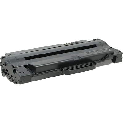 Quill Brand Remanufactured Laser Toner Cartridge Compatible with Dell™ 1130 Black (100% Satisfaction Guaranteed)