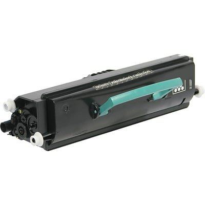 Quill Brand Remanufactured Laser Toner Cartridge Comparable to Lexmark™ E450A11A Black (100% Satisfaction Guaranteed)