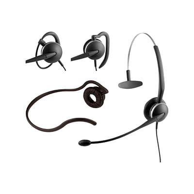Jabra® GN2124 Mono 4N1 Wired Office Telephone Headset
