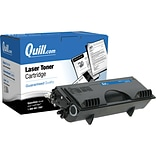 Quill Brand Remanufactured Black High Yield Toner Cartridge Replacement for Brother TN-460