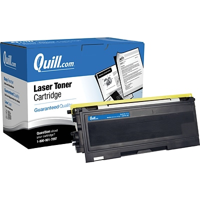 Quill Brand Remanufactured Brother® TN350 Black Laser Toner Cartridge (100% Satisfaction Guaranteed)