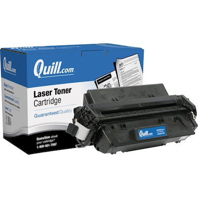 Quill Brand Remanufactured Copier Toner Cartridge For Canon(r) L50 Black (100% Satisfaction Guaranteed)