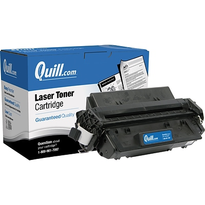 Quill Brand Remanufactured Copier Toner Cartridge for Canon® L50 Black (100% Satisfaction Guaranteed)
