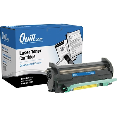 Quill Brand Laser Fax Toner for Sharp® FO47ND Black (100% Satisfaction Guaranteed)