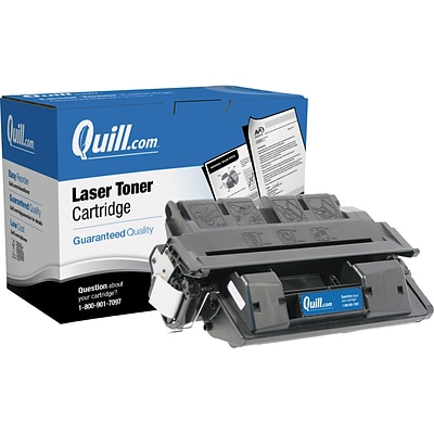 Quill Brand Remanufactured Fax Cartridge for Canon® Laser Class 3170 3175 Series (FX-6) (100% Satisfaction Guaranteed)