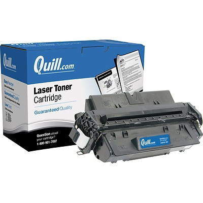 Quill Brand Remanufactured Canon LC710/720/730 Black Standard  Cartridge  (7621A001) (100% Satisfaction Guaranteed)