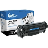 Quill Brand® Remanufactured Canon® 104 (0263B001AA) Black Laser Toner Cartridge (Lifetime Warranty)