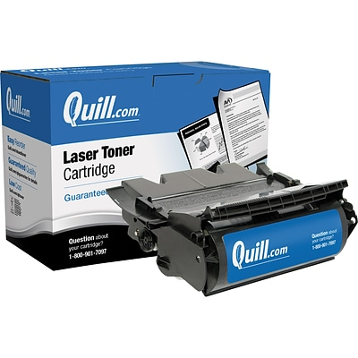 Quill Brand® Remanufactured Compatible Lexmark™ 12A7462 Laser Cartridge (Lifetime Warranty)