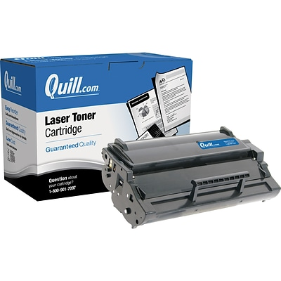 Quill Brand Remanufactured Toner Cartridge for Dell™ 1500 Printer Black (100% Satisfaction Guaranteed)