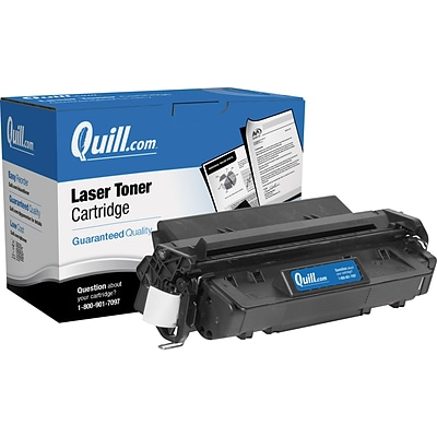 Quill Brand® HP 96 Remanufactured Black Laser Toner Cartridge, Standard Yield (C4096A) (Lifetime Warranty)