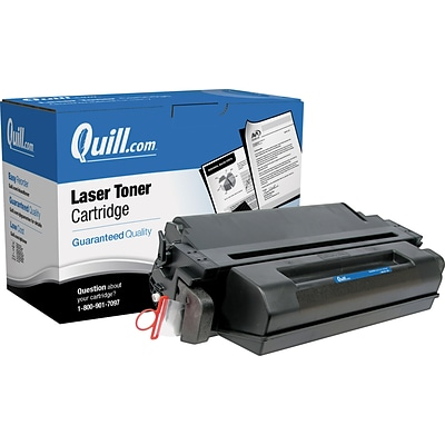 Quill Brand Remanufactured HP 09A (C3909A) Black Laser Toner Cartridge (100% Satisfaction Guaranteed)