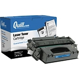 Quill Brand Remanufactured HP 53X Black High Yield Laser Toner Cartridge  (Q7553X) (100% Satisfactio