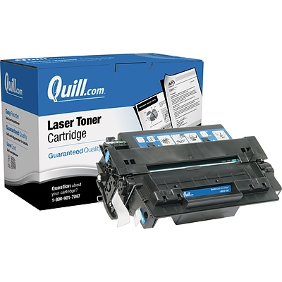 Quill Brand® HP 51 Remanufactured Black Laser Toner Cartridge, High Yield (Q7551X) (Lifetime Warranty)